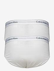 Calvin Klein - 2P HIP BRIEF - onderbroeken - white - 1