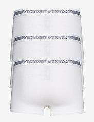 Calvin Klein - TRUNK 3PK - boxershorts - white - 1