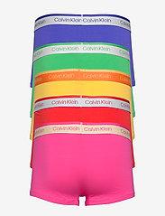 Calvin Klein - LOW RISE TRUNK 5PK - boxershorts - pride colours - 1