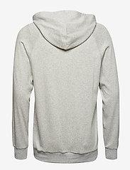 Calvin Klein - L/S HOODIE - hoodies - grey heather - 1