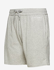 Calvin Klein - SLEEP SHORT - bottoms - grey heather - 2