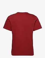 Calvin Klein - S/S CREW NECK - kortærmede t-shirts - mulberry wine - 1