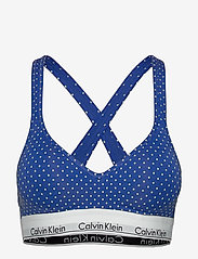 Calvin Klein - BRALETTE LIFT  - bh`er - pure dot_minnow heather - 0