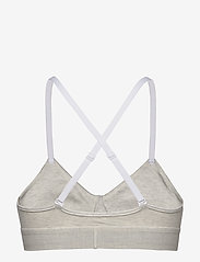 Calvin Klein - UNLINED TRIANGLE - bras - snow heather - 3