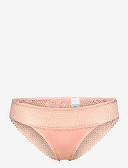 Calvin Klein - BIKINI - doły strojów kąpielowych - strawberry champagne - 0