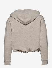 Calvin Klein - L/S HOODIE - góry - buff heather - 1