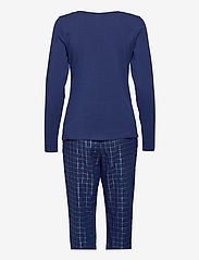 Calvin Klein - PANT SET - pyjama''s - new navy/simple grid - 1