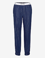 Calvin Klein - PANT SET - pyjama''s - new navy/simple grid - 2