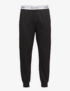 JOGGER - spodnie dresowe - black
