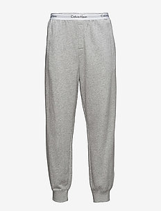 JOGGER - collegehousut - grey heather