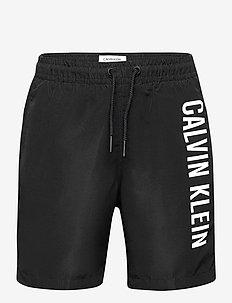 MEDIUM DRAWSTRING - shorts - pvh black