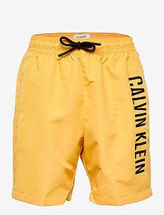 MEDIUM DRAWSTRING - shorts - yellow arch