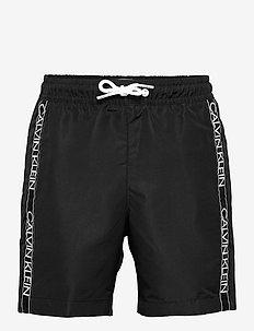MEDIUM DRAWSTRING - swimshorts - pvh black