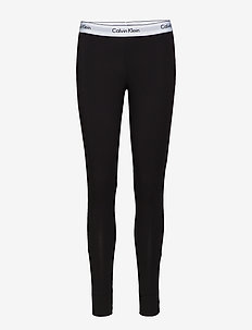 LEGGING PANT - hosen - black