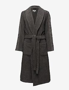 ROBE - bathrobes - grey