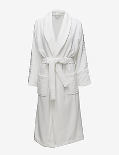 ROBE - bedrok - white