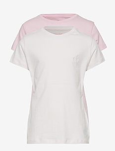 2PK TEES - 1UNIQUEPINK/1SHRINKINGVIOLET
