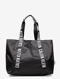 BEACH TOTE - PVH BLACK