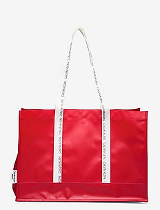 SQUARE TOTE - casual shoppers - high risk