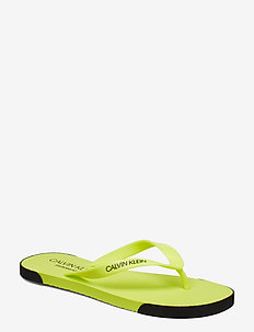 FF SANDALS - SHARP GREEN