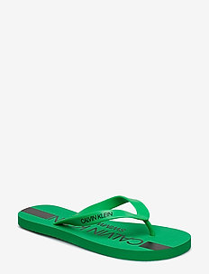 FF SANDALS - BRIGHT GREEN