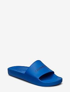 SLIDE - pool sliders - duke blue