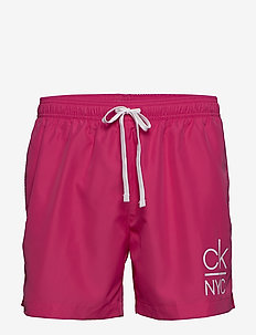 MEDIUM DRAWSTRING - shorts de bain - jewel pink