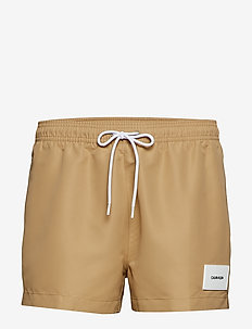 SHORT DRAWSTRING - shorts de bain - travertine