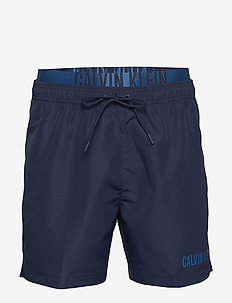 MEDIUM DOUBLE WB - shorts - black iris