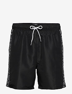 MEDIUM DRAWSTRING - badehosen - pvh black