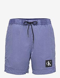 MEDIUM DRAWSTRING - shorts de bain - black iris