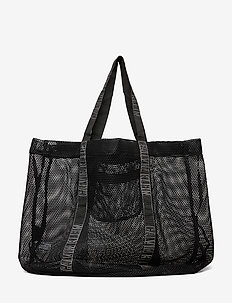 MESH BAG - fashion shoppers - pvh black