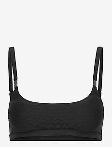 BRALETTE-RP - bikini tops - pvh black
