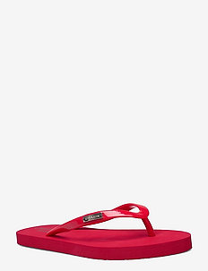 SANDAL - flip flops - rustic red