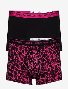 TRUNK 2PK - BLACK/PAINTED GIRAFFE_CHRISSIE