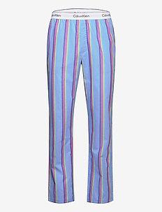 SLEEP PANT - bottoms - sunbeam stripe/ blue burst