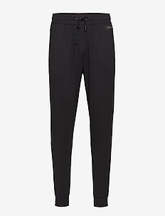 JOGGER - collegehousut - black