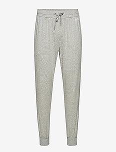 JOGGER - joggebukser - grey heather