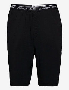 SLEEP SHORT - casual shorts - black