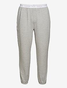 JOGGER - sweat pants - grey heather