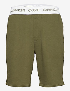 SLEEP SHORT - bas de pyjama - dusk green