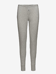 JOGGER - hosen - grey heather
