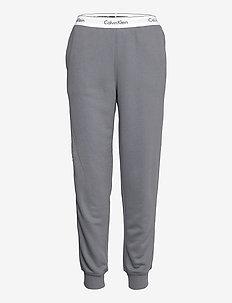 JOGGER (OVERSIZED) - sweatpants - pewter