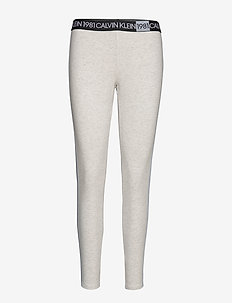 LEGGING - nederdelar - snow heather