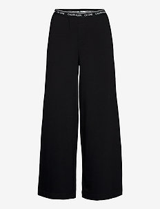 SLEEP PANT - underdele - black