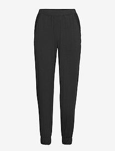 JOGGER - nederdelar - black