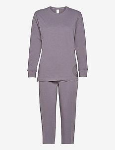 L/S PANT SET - pyjama''s - purple haze