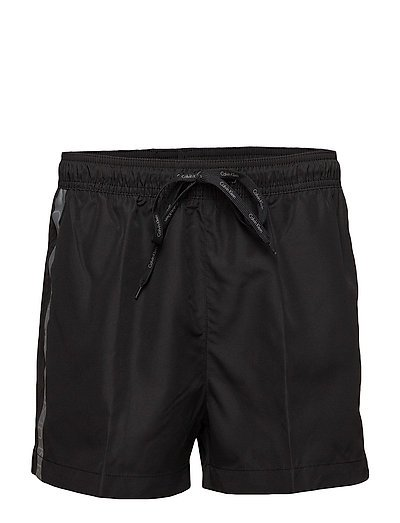 SHORT DRAWSTRING - BLACK