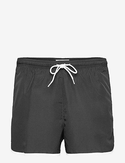 SHORT RUNNER - shorts de bain - pvh black