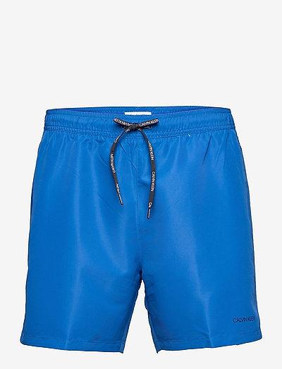 MEDIUM DRAWSTRING - swim shorts - bobby blue